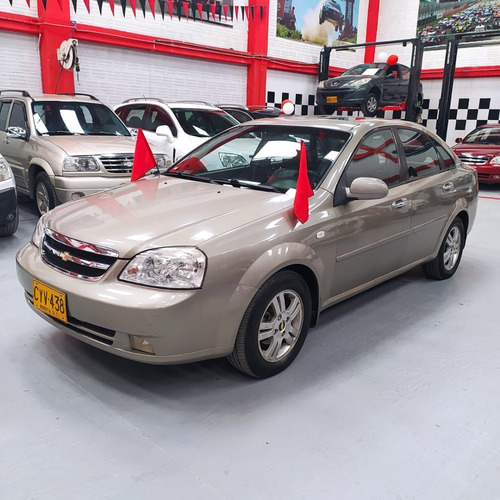 Chevrolet Optra Limited Plata 2008