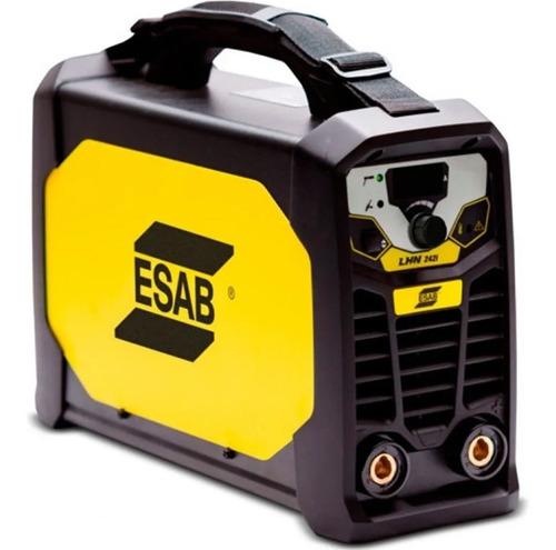 Máquina Inversora De Solda Tig 200a  - Lhn 242i Esab