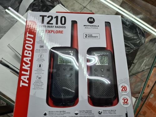 Rádio Motorola Talkabout T200mc 26 Canais 32km(importado)