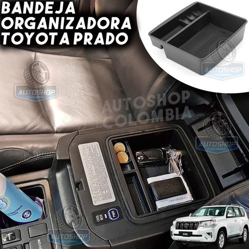 Organizador Consola Toyota Prado 2010 A 2021 Bandeja