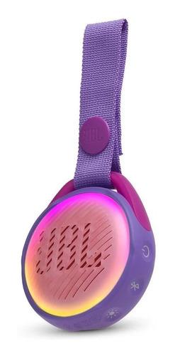 Bocina Jbl Jr Pop Portátil Con Bluetooth Iris Purple 110v/220v
