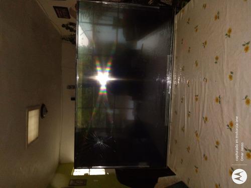 Pantalla 43  Led 4k Ultra Hd Smart Tv.  Para Refacciones.