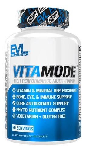 Multivitamínico  Evlution Nutrition Vitamode 60 Porções