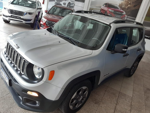 Jeep Renegade 1,8 4x2 Sport Plus At 2017