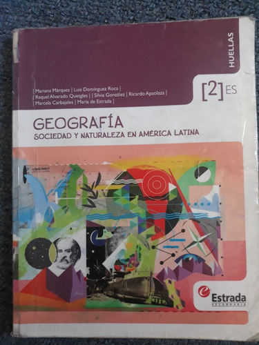 Geografia 2 Huellas