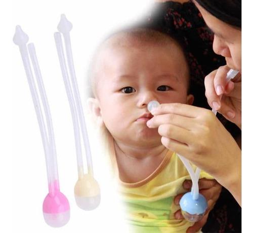 Aspirador Nasal Sucção Catarro 0-24meses (tipo Nesofrida)