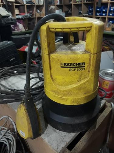 Bomba Sumergible De 1/4 Hp Karcher Usada