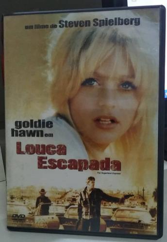 Louca Escapada -dvd Original