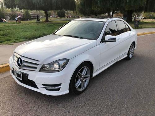 Mercedes-benz Clase C 1.8 C250 Avantgardesport B.eff At 2013