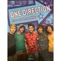 Livro One Direction Tudo Sobre A Banda Grátis Pôster!