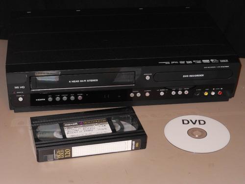 Pasar Vhs A Dvd O Pendrive