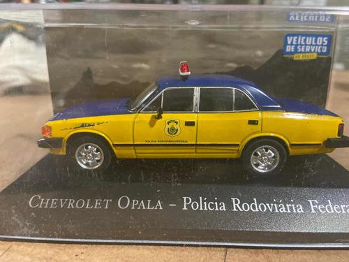 Chevrolet Opala Polícia Rodoviaria Fedral