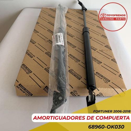 Gato O Amoritguadores De Compuerta Fortuner 2006 2018 Origin