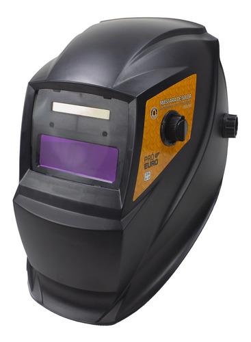 Máscara Solda Escurecimento Automático Regulagem Única