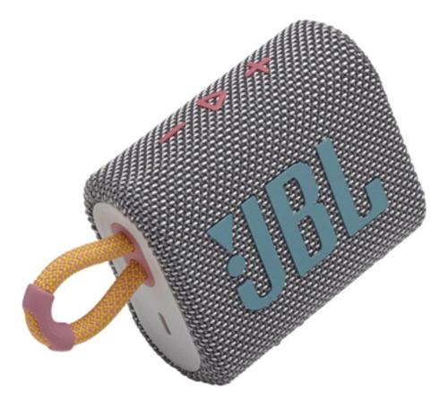 Caixa De Som Bluetooth Jbl Go 3 Portátil Original Lançamento