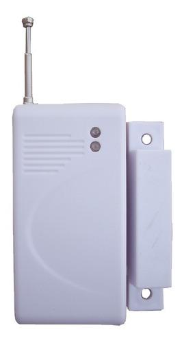 Sensor Magnetico De Puerta O Ventana Inalambrico Alarma