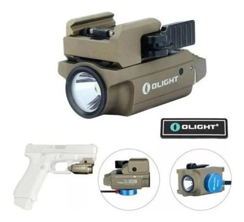 Lanterna Olight Pl-mini 2 Valkyrie 600 Lúmens Desert Tan