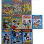 Mickey: Almanaque, Clube, Extra, 60 Anos , 75 Anos 15 Gibis