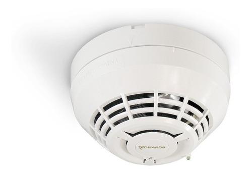 Sensor Detector De Humo Inteligente Fotoeléctrico Edwards