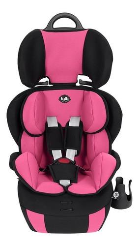 Cadeira Infantil Bebê Para Carro Tutti Baby Versati Rosa
