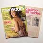 Revista Manequim Débora Nascimento Ano 2002 N°505 Bb136