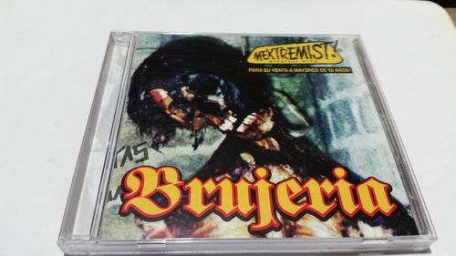 Brujeria Mextremist Hits Cd Usa Año 2001