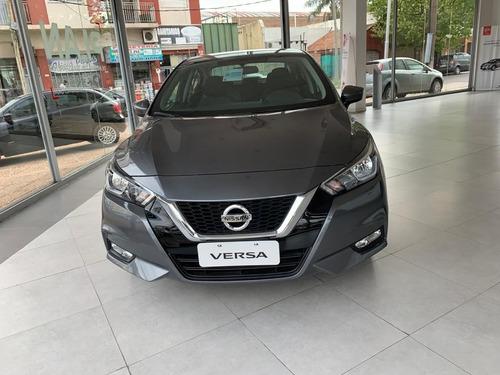 Nissan Versa Sense Mt Entrega Inmediata