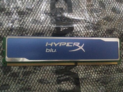 Memoria Ram Hyper X Blu Ddr3 2gb 1600mhz