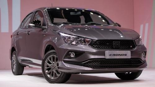 Fiat Cronos Precision 1.8 0km 2021 Crédito Fiat Tasa 0% 3-