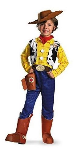 Disfraz De Toy Story 2 Woody Traje
