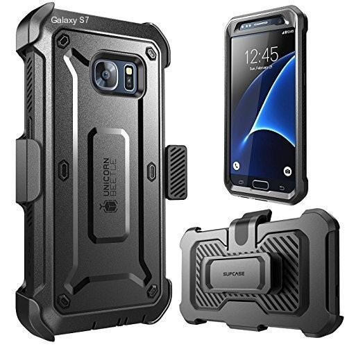 Case Cover Galaxy S9 S8 S7 Plus Clip Correa Todo Terreno