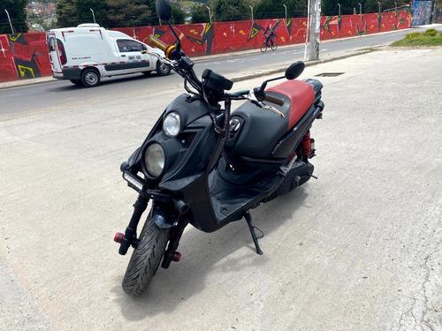 Yamaha Bws X Mt160cc Negro Titan