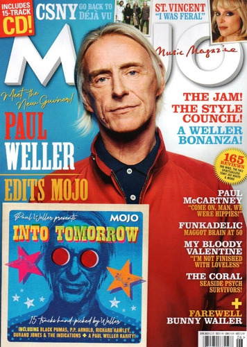 Mojo Revista Rock para Os Amantes Do Rock Music