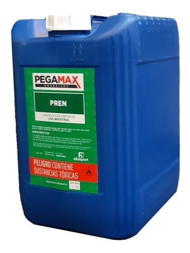 Adhesivo De Contacto Pren Pegamax 20lt