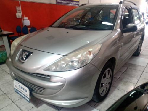 Peugeot 207 1.4 Xr Sw 8v Flex 4p Manual