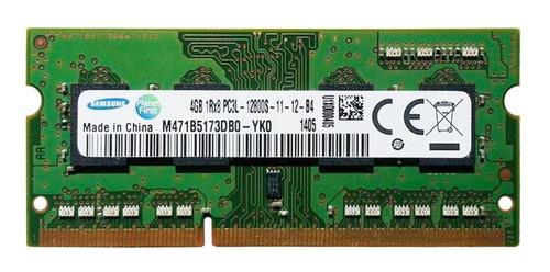 Memoria Ram  4gb 1 Samsung M471b5173db0-yk0