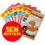 Kit 50 Revistas Cruzadas Caça Cripto Numerix Letrex Sortidos