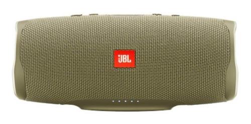 Bocina Jbl Charge 4 Portátil Con Bluetooth Sand 110v/220v