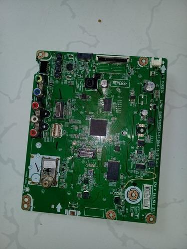 Placa Mãe Principal Tv Modelo LG 32lj520b