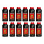 12 Oleo Hidraulico Para Macaco Prensa Maquina Tipo Atf 500ml