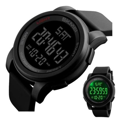 Relógio Digital Cronometro Ideal Para Esportes Prova D'água