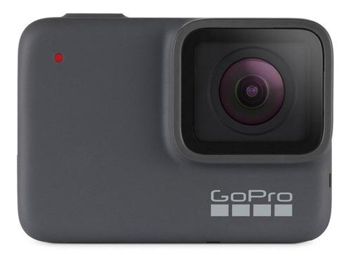 Câmera Gopro Hero7 Silver 4k  Chdhc-601 Ntsc/pal Gray