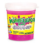 Kimeleka Slime Glitter Balde 2, 5 Kg Rosa Acrilex 05825
