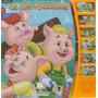 Livro Minha Historia Favorita Os Tres Porquinhos