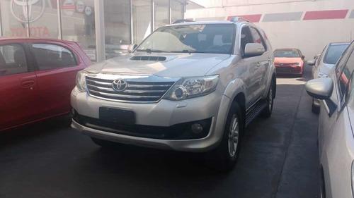 Toyota Sw4 Srv 4x4 3.0tdi Cuero 2012 Conc Prana