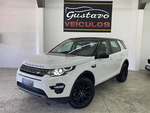 Land Rover Discovery Sport 2016 2.0 Si4 Se 5p
