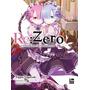 Livro Re:zero Começando Uma Vida Em Outro Mundo Livro 0