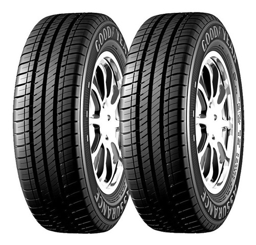 Kit 2 Neumaticos Goodyear Assurance 195/60 R16 P/ Stepway