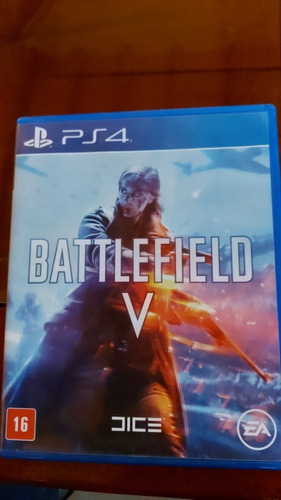 Battlefield 5 Ps4 Físico Usado
