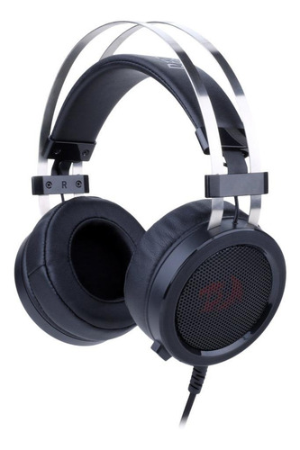 Headset Gamer Redragon Scylla (p2) Microfone Preto - H901